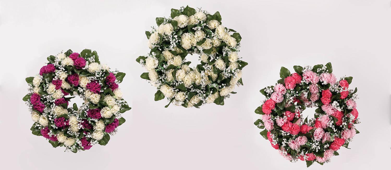 Προυντζόπουλος Στεφάνια - mini Λουλούδια
