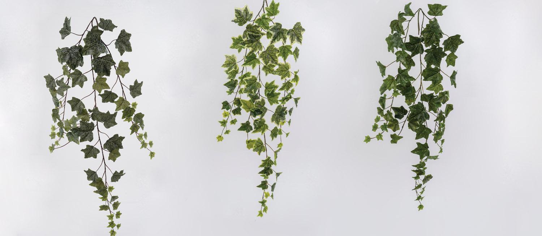 Προυντζόπουλος Τεχνητά Φυτά - Κρεμαστά Frosted